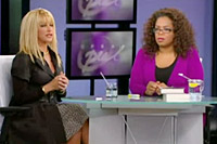 Suzanne Somers on Oprah Winfrey Show