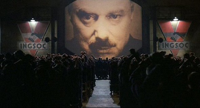 big+brother+orwell+rally+privacy+loss