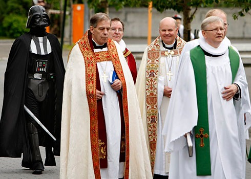 Church of England wants to introduce prayer to Star Wars audience in cinemas