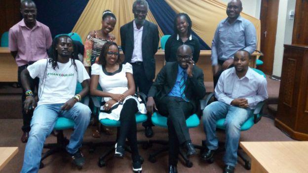 Kenyan Atheist group