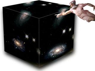 god outside universe