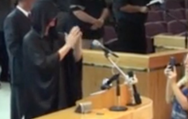 David Suhor from the Satanic Temple delivered a rather unique invocation at a Pensacola City Council