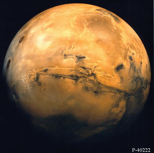 Is MARS getting warmer? – #climate
