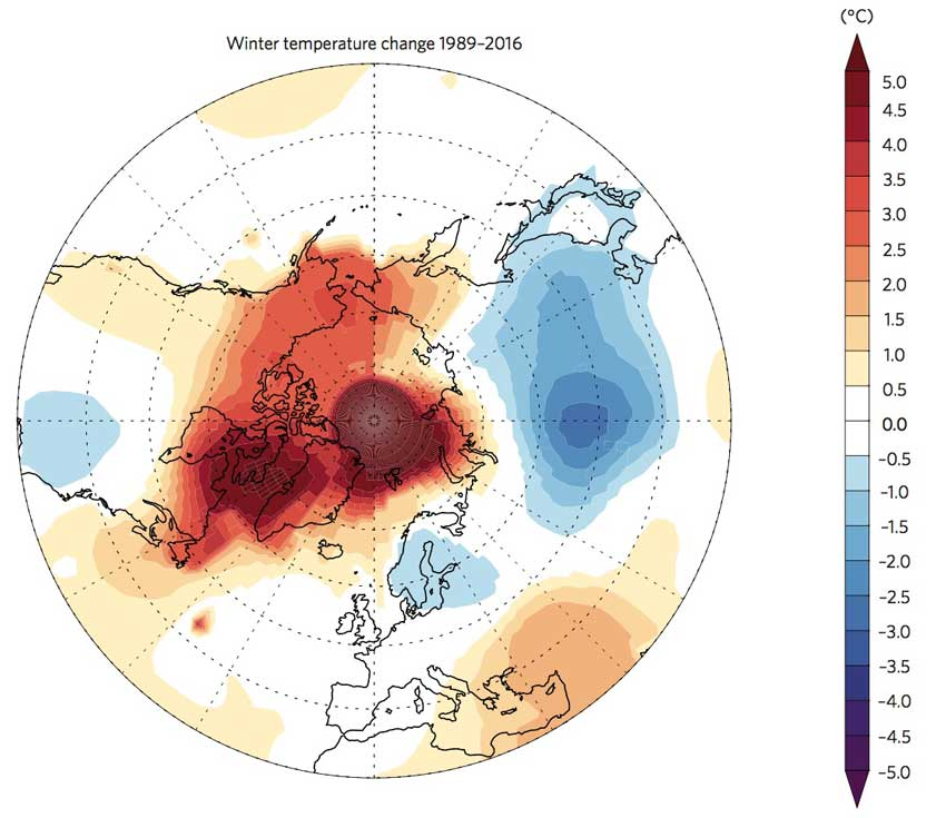 When will #Arctic be ice free and what impact will that have?