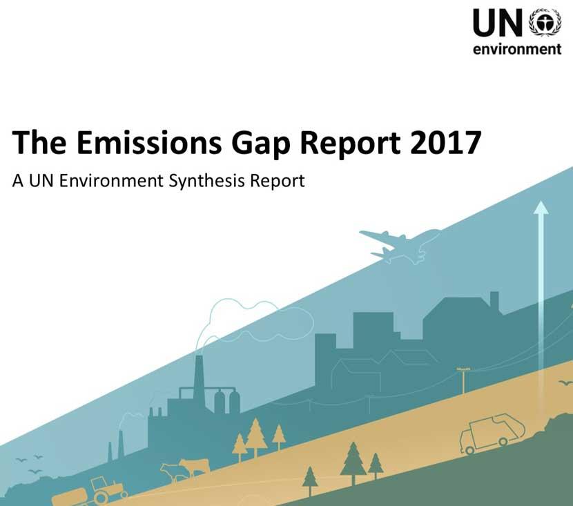 UN Emissions Gap Report