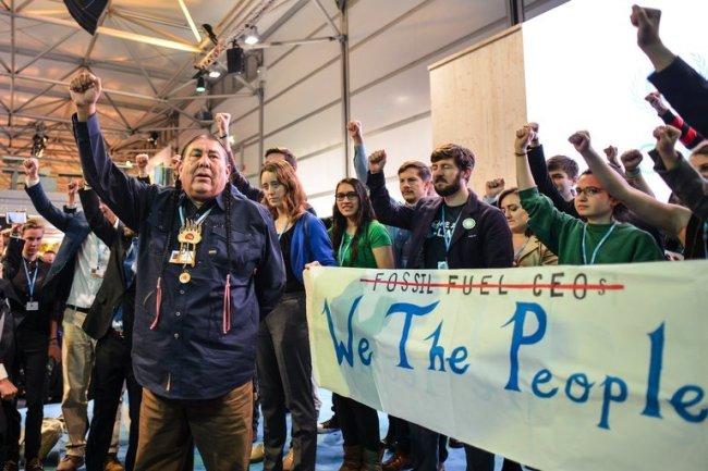 Climate revolution