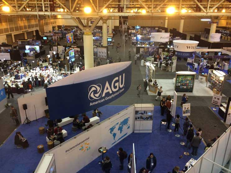 Output from the 2017 AGU meeting – Scientific Activism