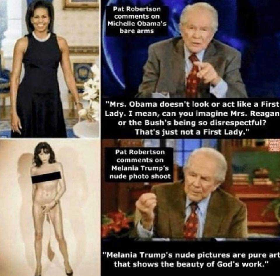 Pat Robertson weekly weird religious news