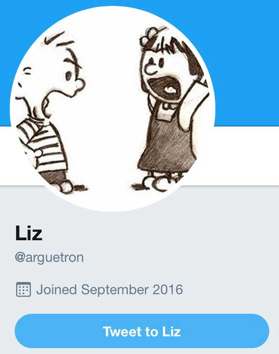 Trolling the right-wing with @arguetron – #bots