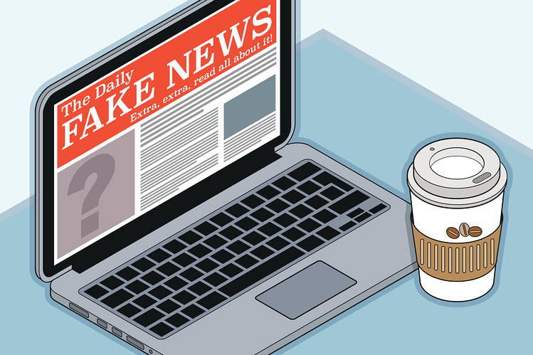 "Your Fake News problem is not just ""them"" it's you."