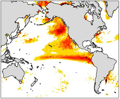 marine heatwaves