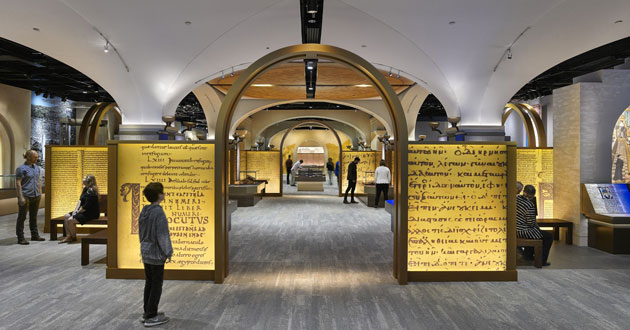 Bible Museum reveals that prized artefacts are fakes