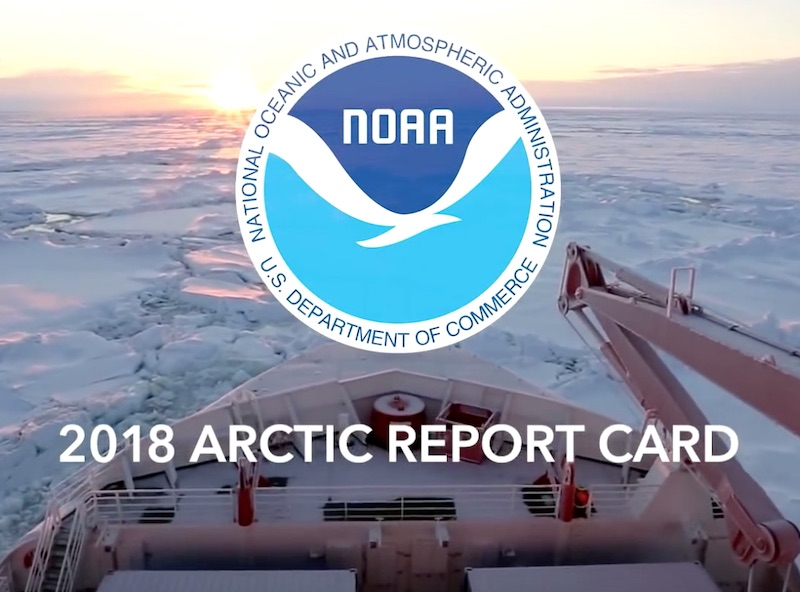 Arctic Report Card: It's worse than you think