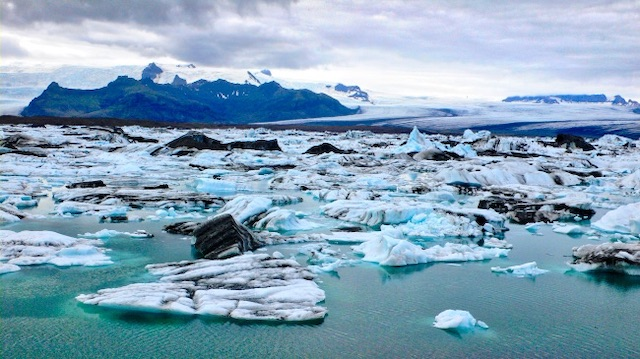 Trillions of tonnes of Ice Loss and Sea level