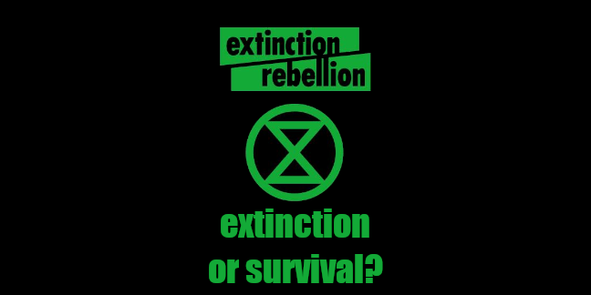 Who are Extinction Rebellion (@ExtinctionR)?
