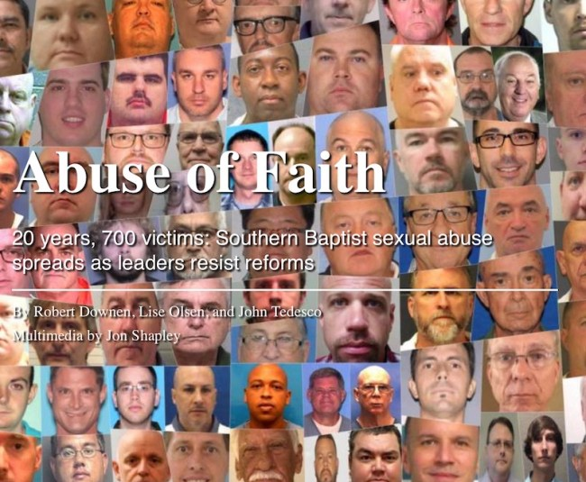 Southern Baptist Sexual Abuse