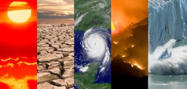 warmest years - 2018 NOAA report