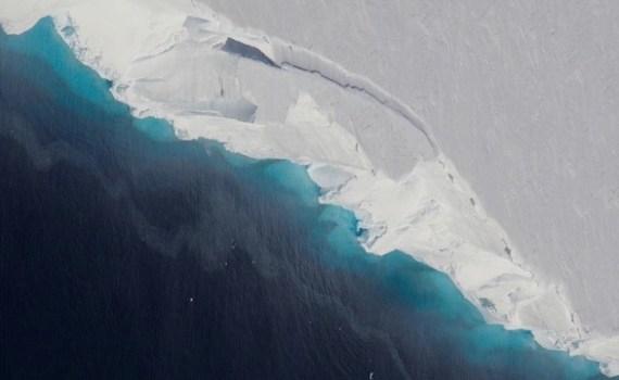 Antarctic Thwaites