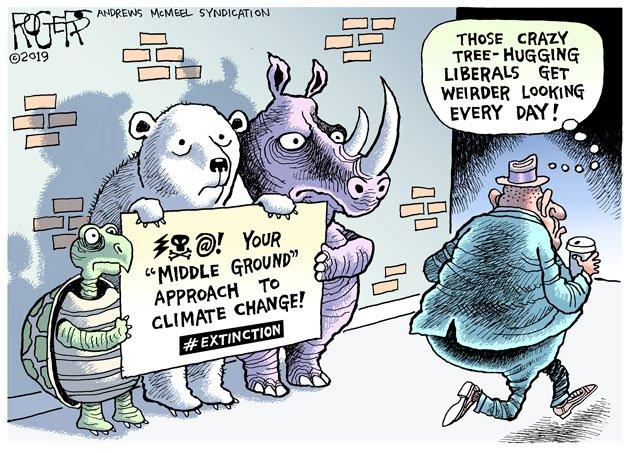 Weird Right-Wing Fundamentalist News