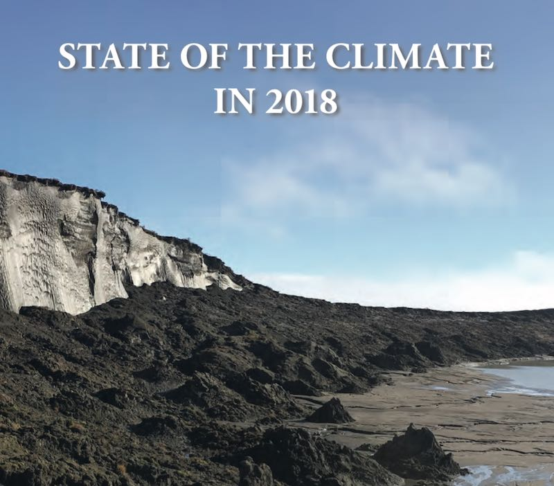 "Updated ""State of the Climate"" published"