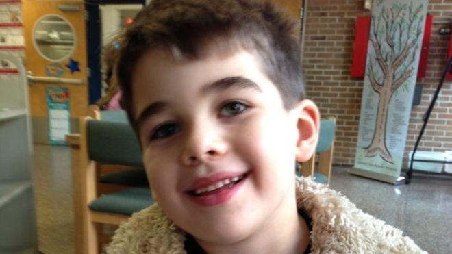 Noah Pozner was one of 20 children killed at Sandy Hook