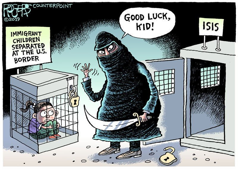 wingnut weekly rob rogers