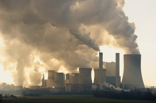 Fossil Fuel industry