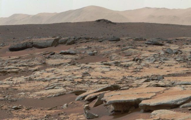 Gale Crater MARS