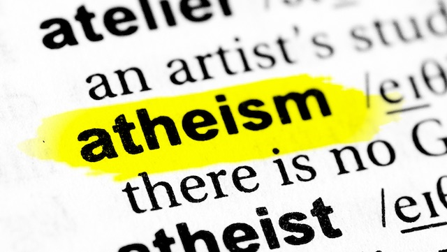 is atheism a religion