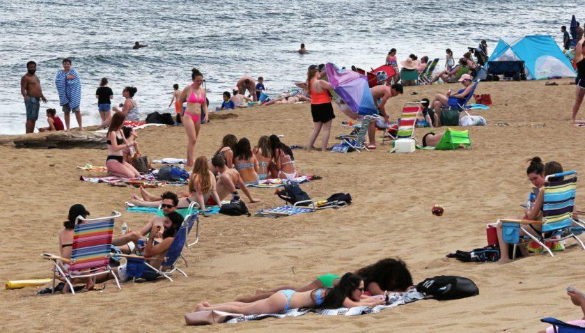 beach shaming
