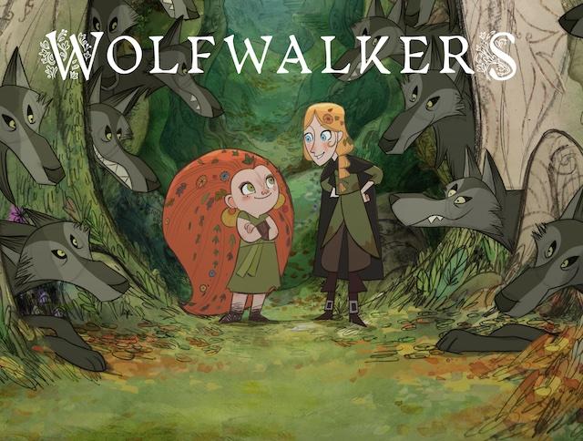 the Werewolves in wolfwalkers