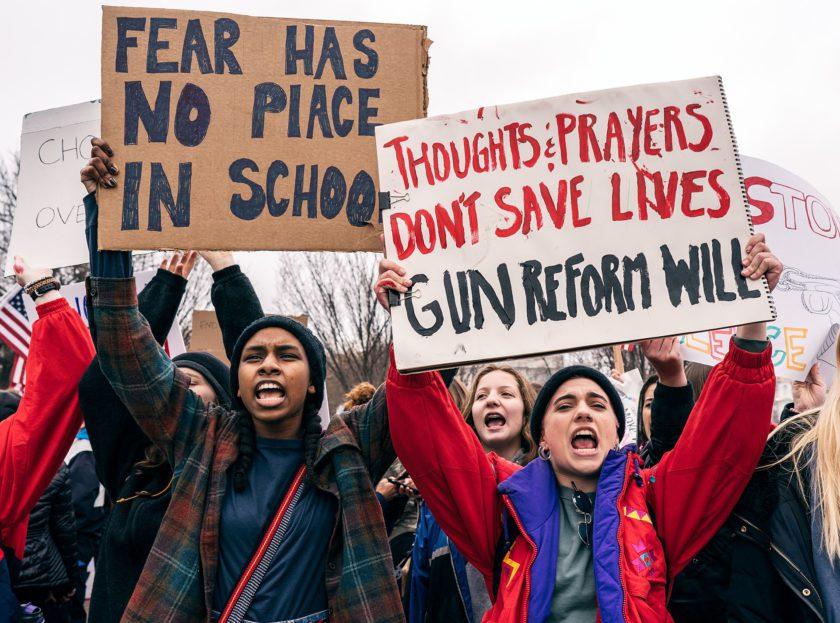 Stoneman Douglas school shooting survivor harassed by QAnon parent