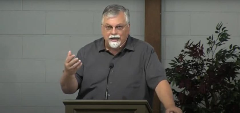 COVID Death of Anti-vaccine skeptic - Bob Enyard