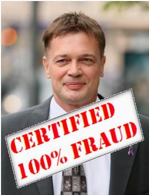 Andrew Wakefield fraud