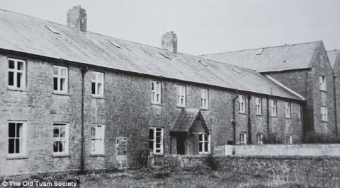 ©The Old Tuam Society. Early 20th century view of St. Mary's Mother and Baby Home.