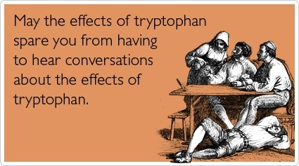 turkey and tryptophan
