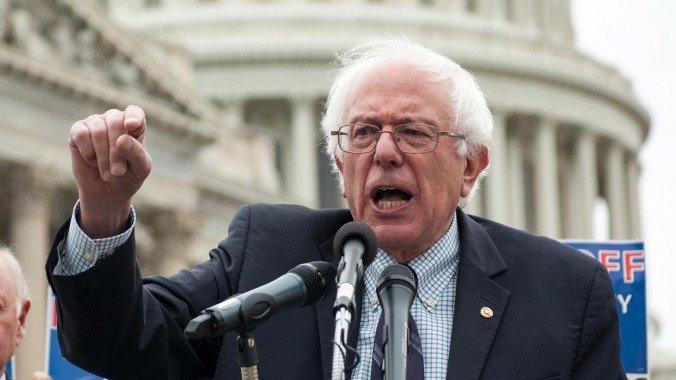 Bernie Sanders embraces alternative medicine and pseudoscience.