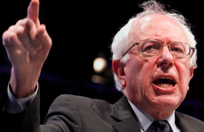 Bernie Sanders views biotechnology