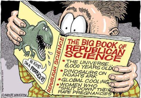 science denialism