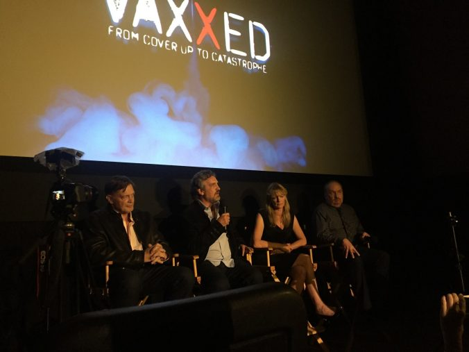 vaxxed misinformation
