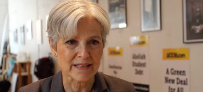 Snopes defended Jill Stein