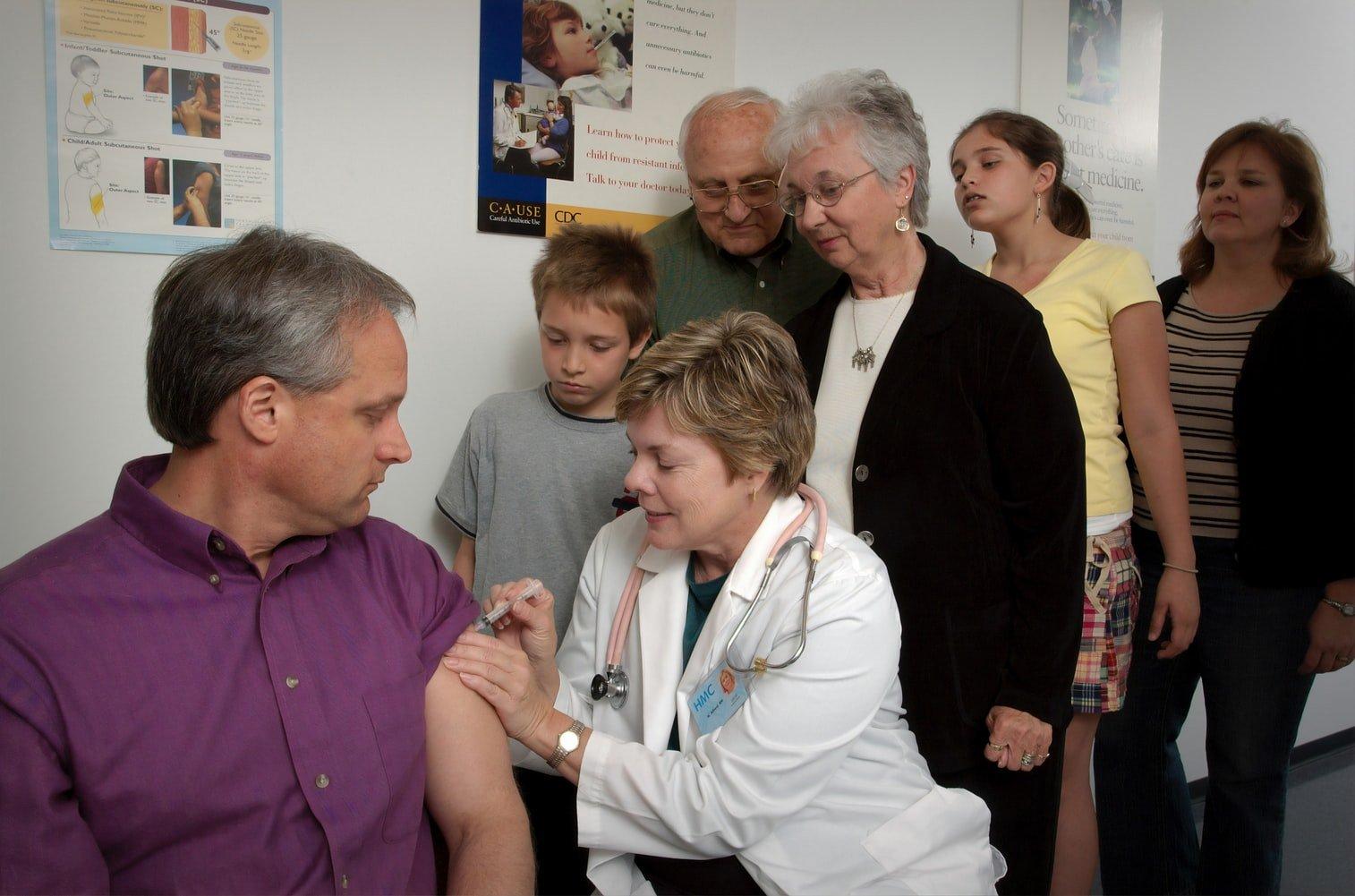 coronavirus vaccine priority list