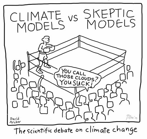 The 5 characteristics of global warming consensus denial