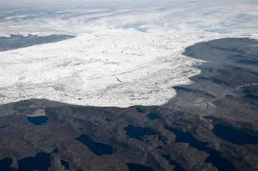 Photo of Jakobshavn Ice Fjord