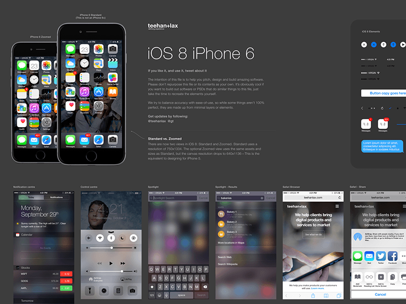 IPhone X Notch Overlays Sketch Freebie Download Free