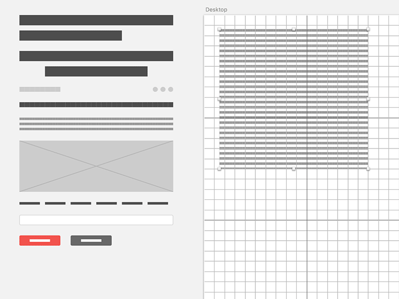 Value Proposition Canvas Template Sketch freebie