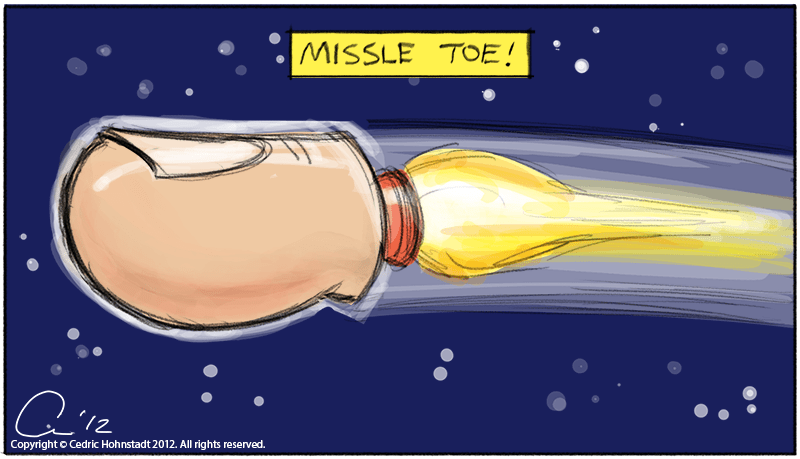 Missile Toe