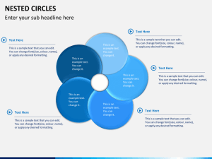 Nested Circle Diagram PowerPoint | SketchBubble