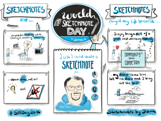 World Sketchnote Day 2016