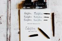 Pelikan Edelstein collection Sahnemühle Federzeichenblock / Federhalter